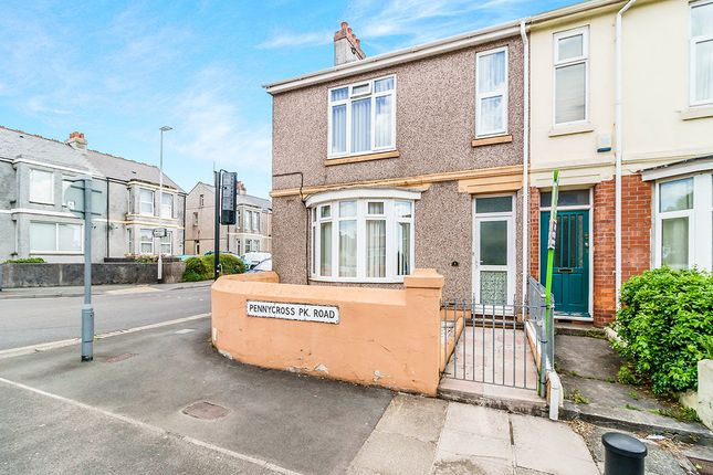 Thumbnail Property for sale in Pennycross Park Road, Plymouth