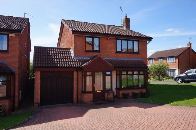 Thumbnail Detached house for sale in The Tynes, Stoke Heath