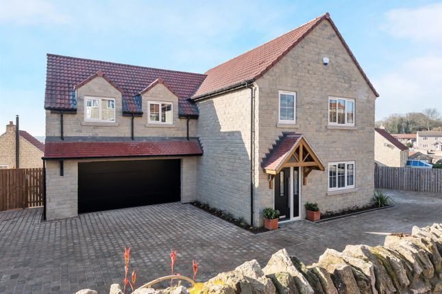 Thumbnail Detached house for sale in Goldcrest House, Silver Street, Fairburn, Knottingley