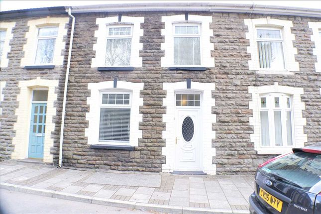 2 bed terraced house for sale in Ynyshir Road, Ynyshir, Porth CF39