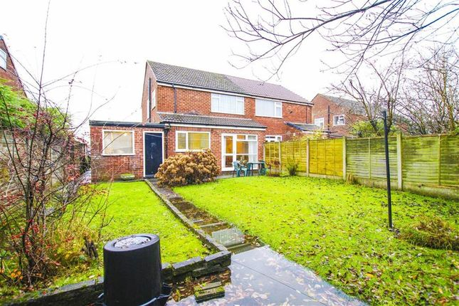 Thumbnail Semi-detached house for sale in Carr Lane, Wigan, Lancashire