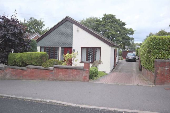 Thumbnail Detached bungalow to rent in Moss Park Avenue, Werrington, Stoke-On-Trent