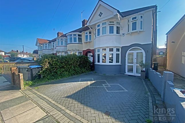 3 bed end terrace house for sale in Lathkill Close, Enfield EN1