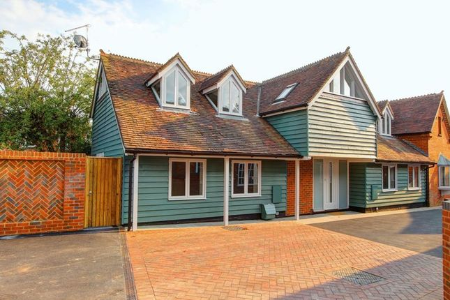 Thumbnail Semi-detached house for sale in Portersbridge Street, Romsey, Hampshire