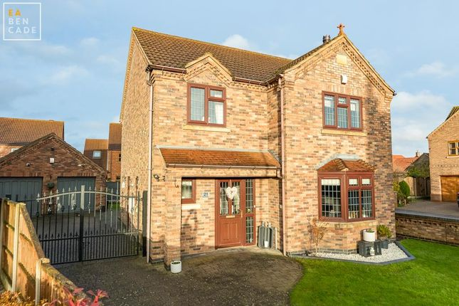 Thumbnail Detached house for sale in The Rookery, Scotter, Gainsborough