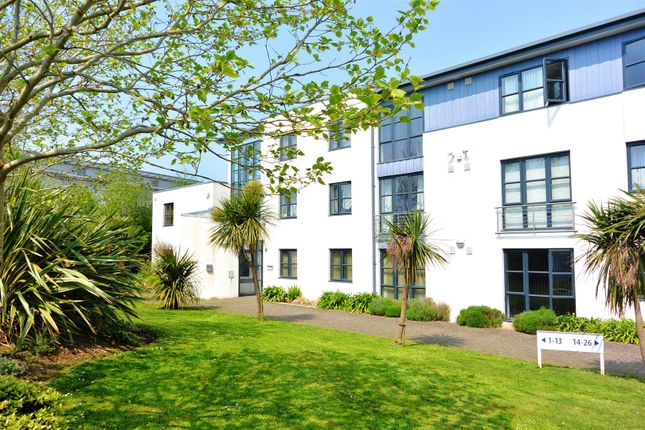 Thumbnail Flat to rent in Sandy Hill, St. Austell