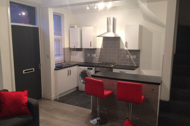 Thumbnail Terraced house to rent in Harold Place, Leeds