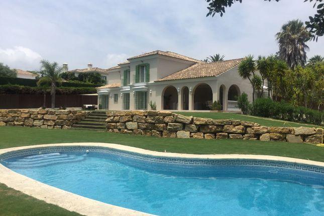 Thumbnail Villa for sale in Sotogrande, Spain, Spain