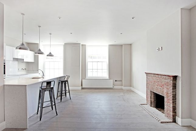Thumbnail Flat to rent in Merchant House, Minster Street, Salisbury