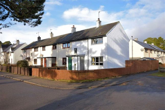 Thumbnail End terrace house for sale in Ellanwood Road, Carrbridge