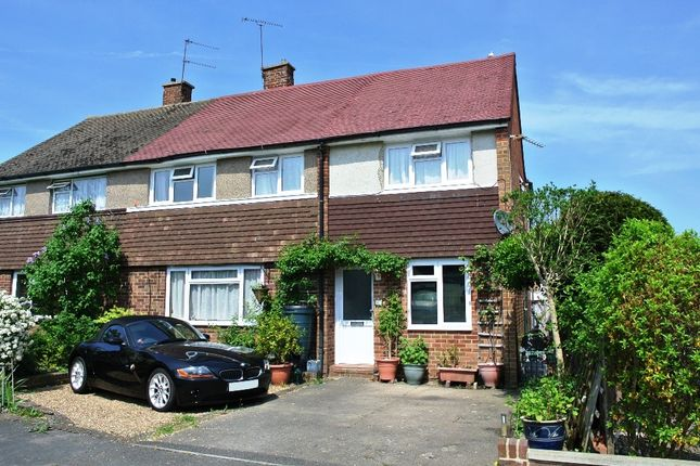 Thumbnail Semi-detached house for sale in Wye Road, Borough Green