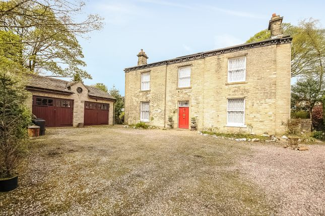 Thumbnail Detached house for sale in Calder Cottage, Hare Hill Road, Littleborough