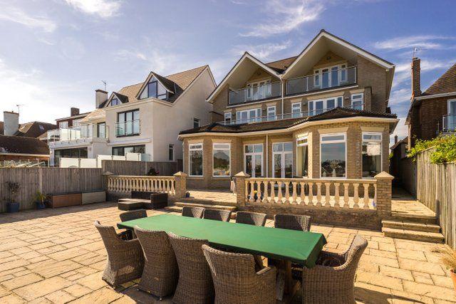 Thumbnail Detached house for sale in Elms Avenue, Lilliput, Poole, Dorst