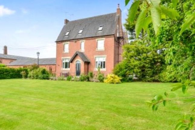 Thumbnail Detached house for sale in Aldercar Lane, Langley Mill, Nottingham, Derbyshire