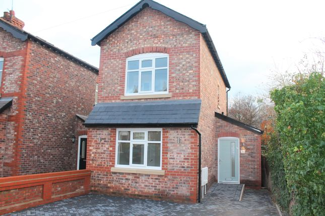 Thumbnail Detached house to rent in Chapel Lane, Wilmslow