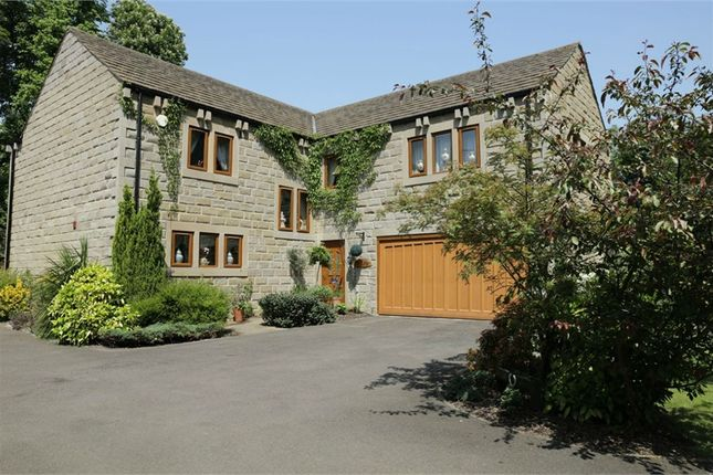 Thumbnail Detached house for sale in Riverside Court, Denby Dale, Huddersfield