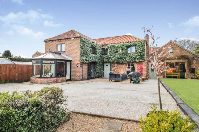 Thumbnail Detached house for sale in Garthends Lane, Hemingbrough
