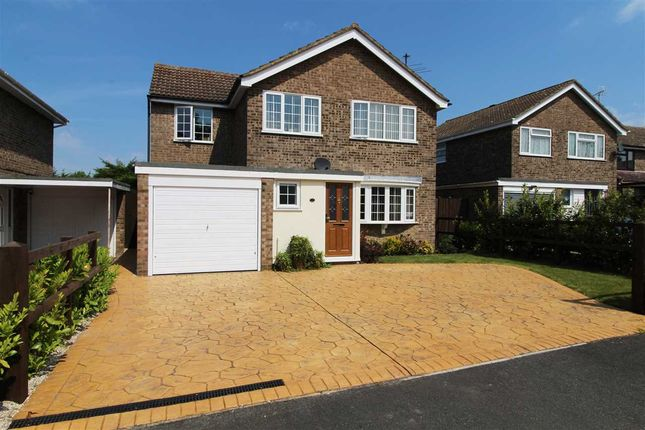 Thumbnail Detached house for sale in Keable Road, Marks Tey, Colchester