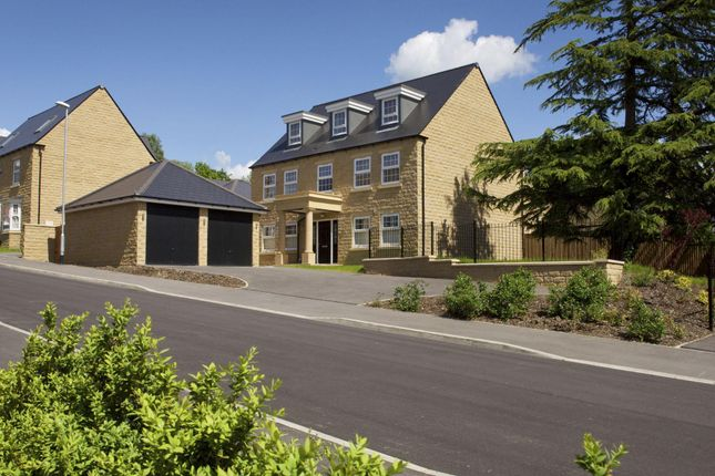 "Thumbnail Detached house for sale in ""Balshaw"" at Bodington Way, Leeds"