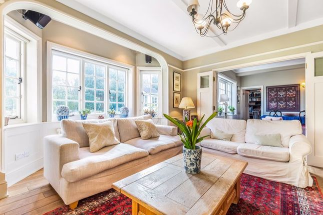 Thumbnail Detached house for sale in Hillcrest Road, Purley