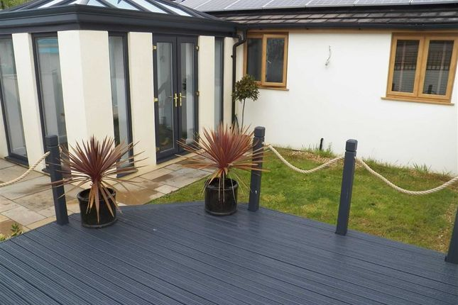 Thumbnail Terraced bungalow for sale in Ger Y Gwendraeth, Kidwelly