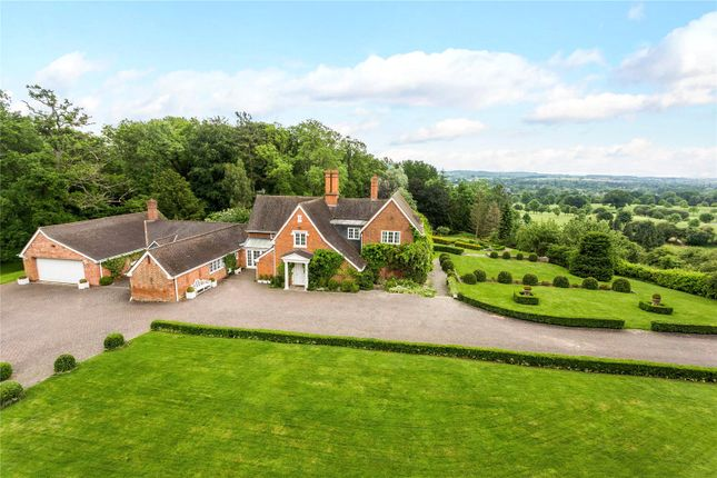 Thumbnail Detached house for sale in Warwick Road, Stratford-Upon-Avon, Warwickshire