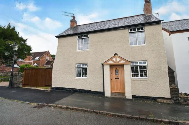 Thumbnail Detached house for sale in The Green, Markfield, Leicester, Leicestershire