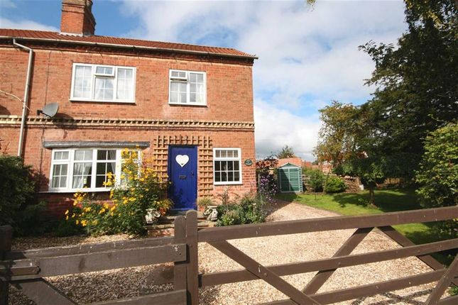 Thumbnail Cottage for sale in Main Street, Grove, Nottinghamshire