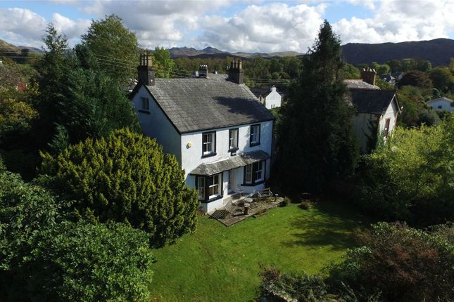 Thumbnail Detached house for sale in Fairfield, Eskdale, Holmrook, Cumbria