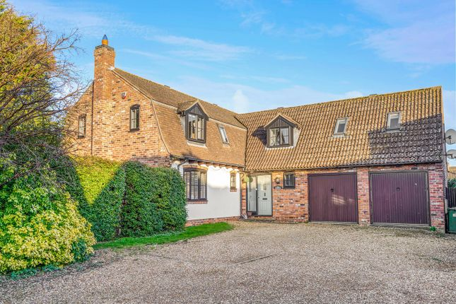 Thumbnail Detached house for sale in Camoys Close, Great Stukeley, Huntingdon