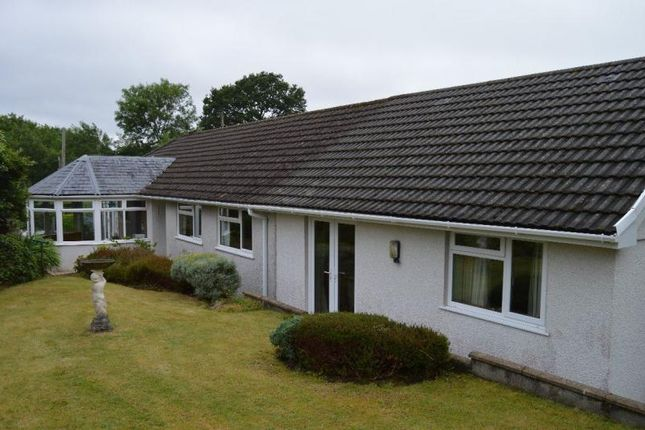 Thumbnail Bungalow to rent in Tirycoed Road, Glanamman, Ammanford