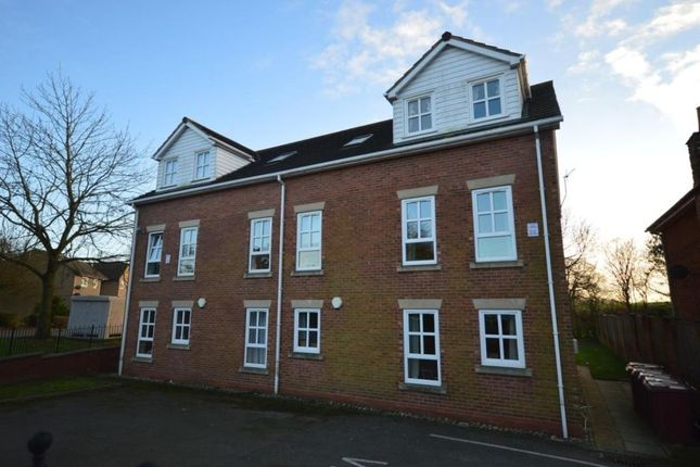Thumbnail Flat to rent in Dark Lane, North Wingfield, Chesterfield