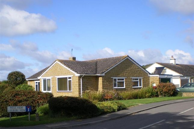 Thumbnail Bungalow to rent in West View, Fontmell Magna, Shaftesbury