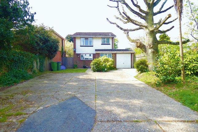 Thumbnail Detached house to rent in Anker Lane, Stubbington, Fareham