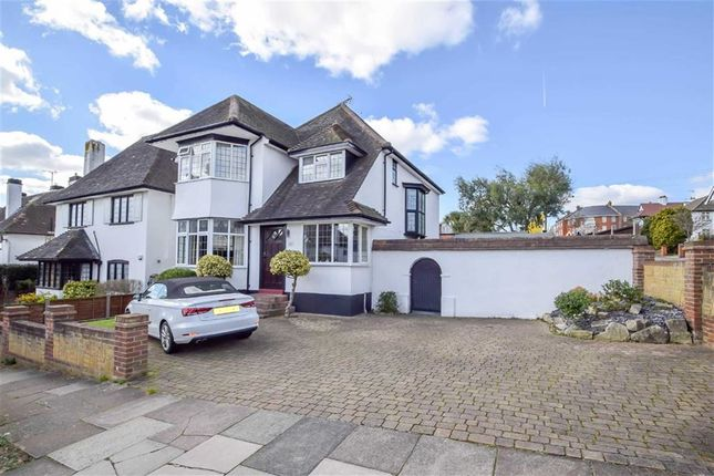 Thumbnail Detached house for sale in Meadway, Westcliff-On-Sea, Essex