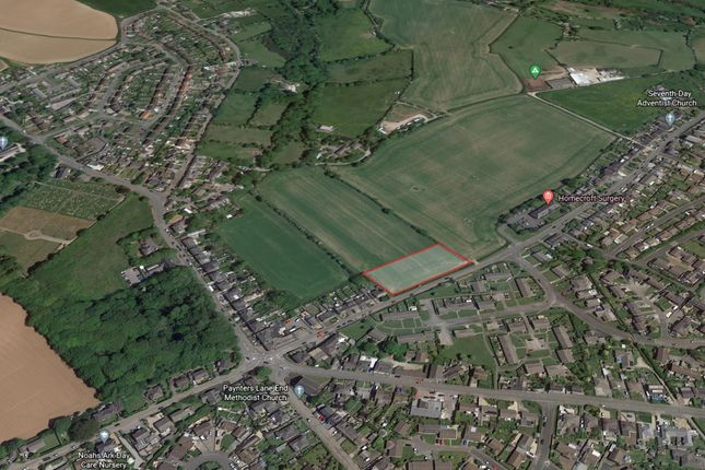 Land for sale in Bassett Road, Paynters Lane End, Redruth, Cornwall
