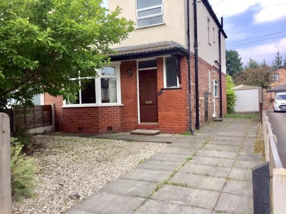 Thumbnail Semi-detached house for sale in Ellesmere Road, Altrincham, Greater Manchester, .