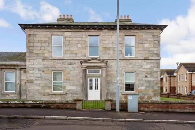 Thumbnail Flat for sale in Wood Place, Troon, South Ayrshire