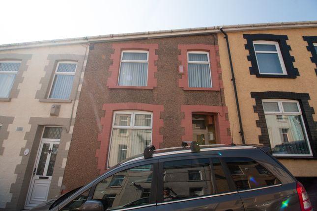 Thumbnail Terraced house for sale in Duffryn Street, Aberdare