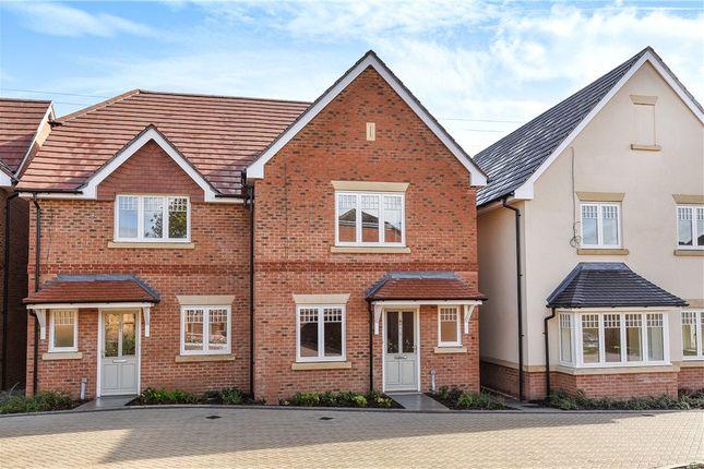 Thumbnail Semi-detached house for sale in Stockwood Way, Farnham, Surrey
