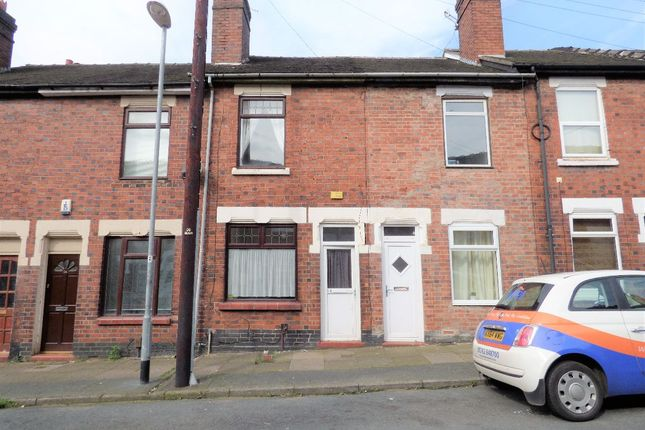 Thumbnail Terraced house to rent in Berdmore Street, Fenton, Stoke On Trent