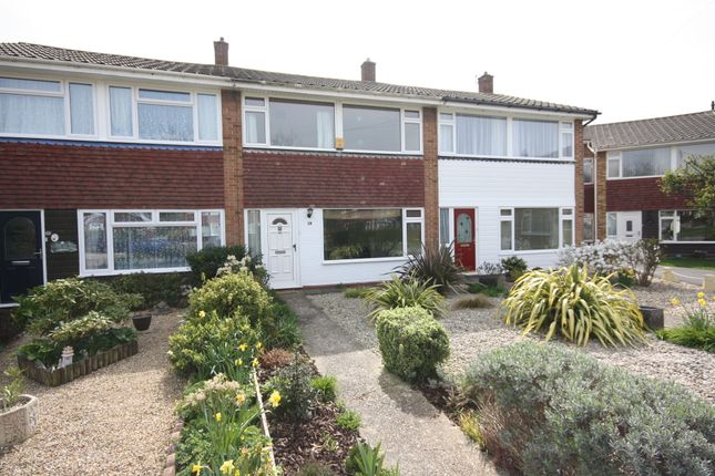Thumbnail Terraced house to rent in Warwick Close, Lee-On-The-Solent