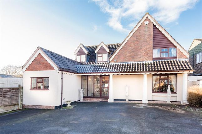 Thumbnail Bungalow for sale in Beech Tree Cottage, Moss Grove, Kingswinford