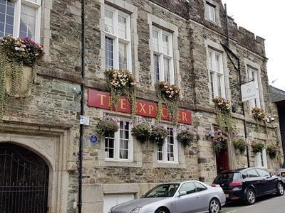 Thumbnail Pub/bar for sale in The Explorer, Pym Street, Tavistock, Devon