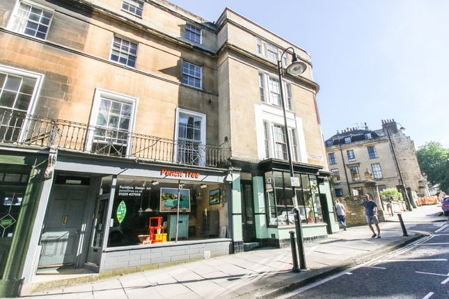 Thumbnail Flat to rent in Cleveland Terrace, Bath