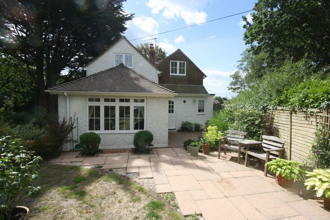 Thumbnail Cottage for sale in Sharvells Road, Milford On Sea