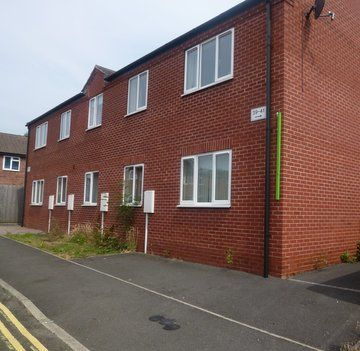 Thumbnail Flat to rent in Orchard Street, Long Eaton, Nottingham