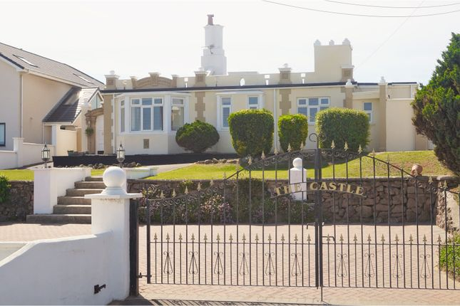 Thumbnail Detached bungalow for sale in Warren Road, Brean