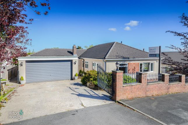 Thumbnail Detached bungalow for sale in Stone Edge Road, Barrowford, Nelson