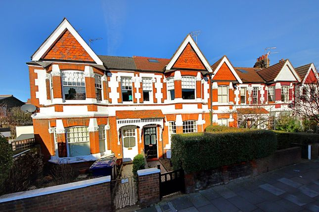 Thumbnail Terraced house for sale in Leighton Road, London
